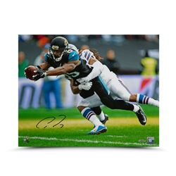 "Allen Robinson Signed Jaguars ""Red Zone Reach"" 16x20 Photo (UDA COA)"