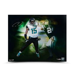 Allen Robinson Signed LE Jaguars 16x20 Photo (UDA COA)