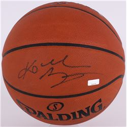 Kobe Bryant Signed NBA Basketball (Panini COA)