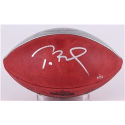 "Tom Brady Signed LE Super Bowl 51 ""The Duke"" NFL Official Game Ball (Steiner COA  TriStar Hologram)"