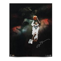 "Allen Iverson Signed LE 76ers ""Pound for Pound"" 16x20 Photo (UDA COA)"