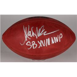 "Marcus Allen Signed Official Super Bowl XVIII Game Ball Inscribed ""SB XVIII MVP"" (JSA COA)"