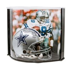 "Michael Irvin Signed LE Cowboys Full-Size Authentic Pro-Line Helmet Inscribed ""HOF 2007""  ""Super Bow"