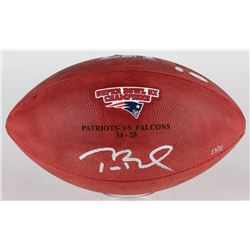 "Tom Brady Signed LE Super Bowl LI ""The Duke"" Official NFL Game Ball (Tristar Hologram  Steiner COA)"