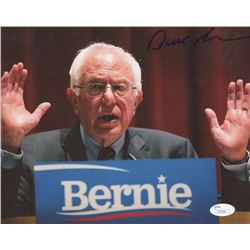 Bernie Sanders Signed 8x10 Photo (JSA COA)