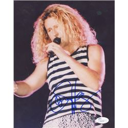 Sammy Hagar Signed 8x10 Photo (JSA COA)