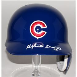 Alfonso Soriano Signed Cubs Authentic Rawlings Full-Size Batting Helmet (JSA COA)