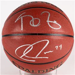 Kevin Garnett  Paul Pierce Signed Basketball (Beckett  PSA COA)