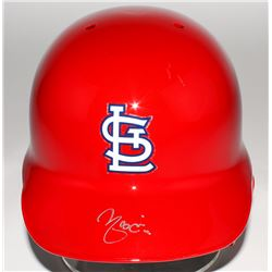 Yadier Molina Signed Cardinals Full-Size Authentic Batting Helmet (MLB Hologram)