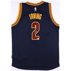 Kyrie Irving Signed Cavaliers Authentic Adidas Swingman Jersey (Panini COA)
