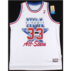 Larry Bird Signed 1992 NBA All-Star Game Adidas Jersey (Bird Hologram  Schwartz COA)