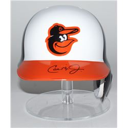 Cal Ripken Jr. Signed Orioles Authentic Full-Size Batting Helmet (JSA COA)