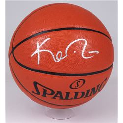 Kevin Garnett Signed NBA Game Ball Series Basketball (PSA COA)