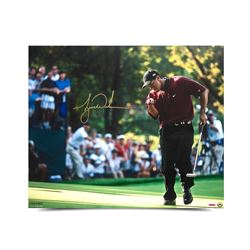 "Tiger Woods Signed ""2000 PGA Championship"" 20"" x 24"" Photo (UDA COA)"