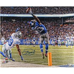 "Odell Beckham Jr. Signed LE Giants ""The Catch"" 20"" x 24"" Photo (Steiner COA)"