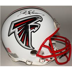 Deion Sanders Falcons Full-Size Authentic On-Field Helmet (JSA COA)
