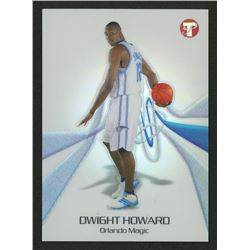 2004-05 Topps Pristine Refractors #101 Dwight Howard RC #475/599