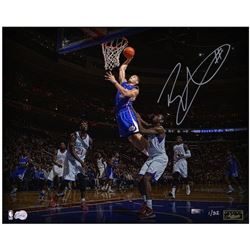 "Blake Griffin Signed Clippers ""Poetry in Motion"" 16x20 Photo (Panini COA)"