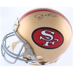 Joe Montana Signed 49ers Full-Size Authentic On-Field Helmet (UDA COA)