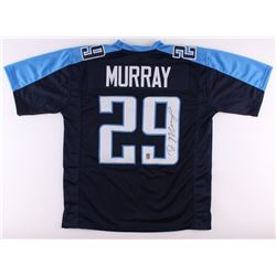 DeMarco Murray Signed Titans Jersey (Murray Hologram)