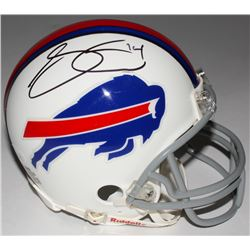 Sammy Watkins Signed Bills Mini-Helmet (Radtke COA  JSA COA)