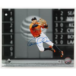 Carlos Correa Signed Astros 8x10 Photo (MLB Hologram)
