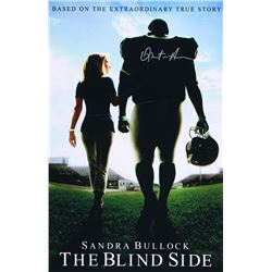 "Quinton Aaron Signed ""The Blind Side"" 16x20 Photo (MAB Hologram)"
