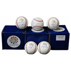 Chicago Cubs Signed Mystery Box 2016 World Series Baseball – Grand Prize TEAM Signed World Series
