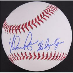 "Nolan Ryan Signed OML Baseball Inscribed ""The Ryan Express"" (Ryan Hologram  Radtke COA)"