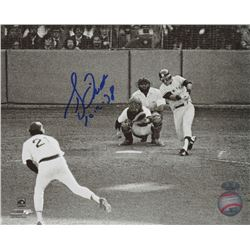 "Bucky Dent Signed Yankees 8x10 Photo Inscribed ""10-2-78"" (FSC COA)"