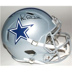 "Michael ""Playmaker"" Irvin Signed Cowboys Full-Size Speed Helmet (Radtke COA)"
