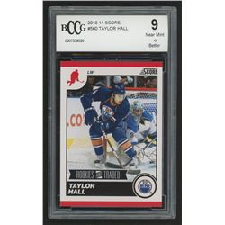 2010-11 Score #560 Taylor Hall (BCCG 9)