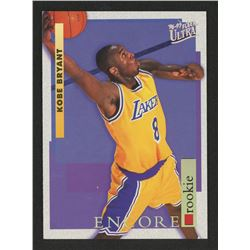 1996-97 Ultra #266 Kobe Bryant RE