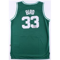 Larry Bird Signed Celtics Jersey (PSA COA)