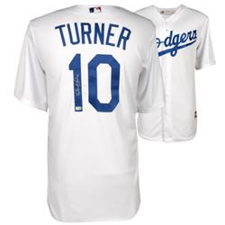 Justin Turner Signed Dodgers Jersey (Fanatics  MLB)