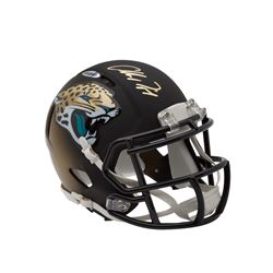 Allen Robinson Signed Jaguars Mini Speed Helmet (UDA)