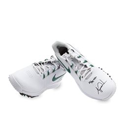 Tiger Woods Signed Nike Limited Edition TW 14 Golf Shoes (UDA)