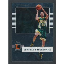2007-08 Topps Letterman #56 Kevin Durant RC #099/599