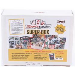 Sportscards.com Mystery Box - Sports Cards Series 1 Super Box