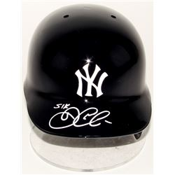 "Didi Gregorius Signed Yankees Full-Size Rawlings Authentic Batting Helmet Inscribed ""51K"" (Radtke CO"