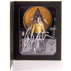 "William Shatner Signed ""Captain Kirk"" Star Trek Figure with Original Box (Radtke COA)"