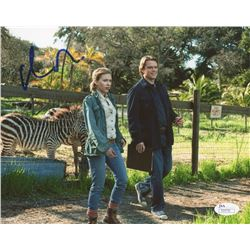 "Matt Damon Signed ""We Bought A Zoo"" 8x10 Photo (JSA COA)"