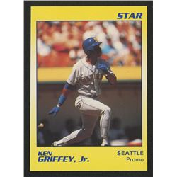 1990 Star Griffey Jr. #NNO Ken Griffey, Jr. Blank Back