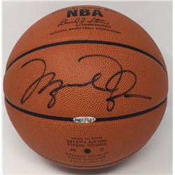 Michael Jordan Signed Limited Edition 6x Championship Basketball (UDA COA)