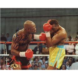"Iran ""Blade"" Barkley Signed 8x10 Photo (MAB Hologram)"