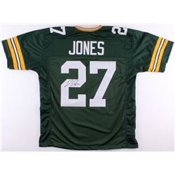 Josh Jones Signed Packers Jersey (JSA COA)
