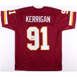 Ryan Kerrigan Signed Redskins Jersey (JSA Hologram)