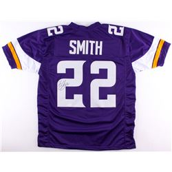 Harrison Smith Signed Vikings Jersey (TSE COA)