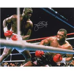 "James ""Buster"" Douglas Signed 16x20 Photo (MAB Hologram)"