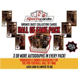 Sportscards.com - NFL Hall of Fame Signed Card Mystery Pack
